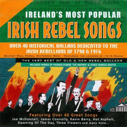 Irish Rebel Ballads by Various Artists