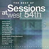 The Best Of Sessions At West 54th, Vol. 1 von Various Artists