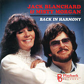Play & Download Back in Harmony by Jack Blanchard | Napster