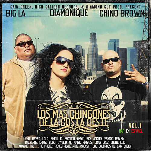 Play & Download Los Mas Chingones De La Costa Oeste by Various Artists | Napster