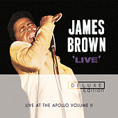 Live At The Apollo Volume II [Deluxe Edition] by James Brown