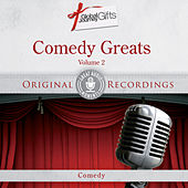 Play & Download Great Audio Moments, Vol.2: Comedy Greats 2 by Various Artists | Napster