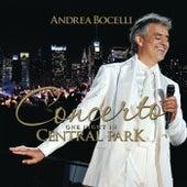Concerto: One Night In Central Park von Andrea Bocelli