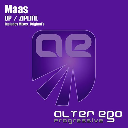Play & Download Up / Zipline - Single by Maas | Napster
