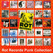 Rot Records Punk Singles Collection by Various Artists