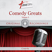Great Audio Moments, Vol.3: Comedy Greats 3 by Various Artists