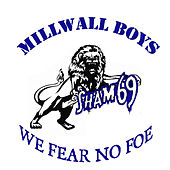 Millwall Boys by Sham 69