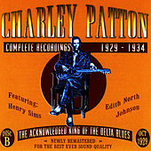Complete Recordings, CD B by Charley Patton