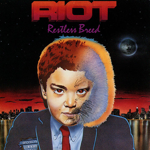 Play & Download Restless Breed by Riot | Napster