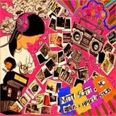 Doobies x Popsicle Sticks by Nitty Scott, MC