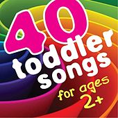 40 Toddler Songs (For Ages 2+) by KidzTown Kids