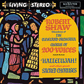 Hallelujah! And Other Great Sacred Choruses by Various Artists