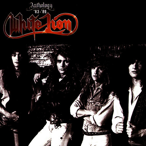 Anthology:  '83 - '89 by White Lion