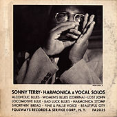Sonny Terry - Harmonica and Vocal Solos by Sonny Terry