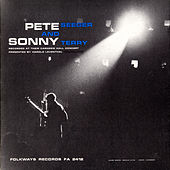 Pete Seeger and Sonny Terry at Carnegie Hall by Various Artists