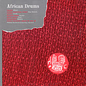 African and Afro-American Drums by Various Artists