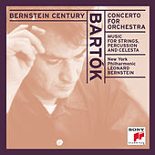 Bartók:  Concerto for Orchestra; Music for Strings, Percussion and Celesta by New York Philharmonic