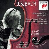 Bach: Violin Concertos BWV 1041, 1042, 1043, 1060 by Isaac Stern