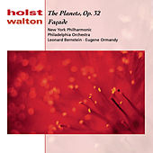 Holst: The Planets, Op. 32;  Walton: Facade by Various Artists