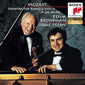 Play & Download Mozart: Sonatas for Violin and Piano, K. 454, 296 & 526 by Isaac Stern | Napster
