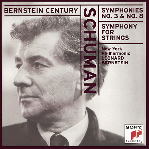 Play & Download William Schuman: Symphonies Nos. 3, 5 & 8 by New York Philharmonic | Napster