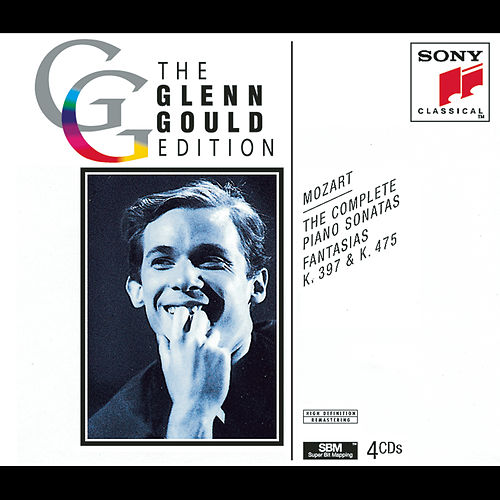 Mozart: The Complete Piano Sonatas; Fantasies by Glenn Gould