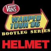 Warped Tour Bootleg Series 2006 by Helmet