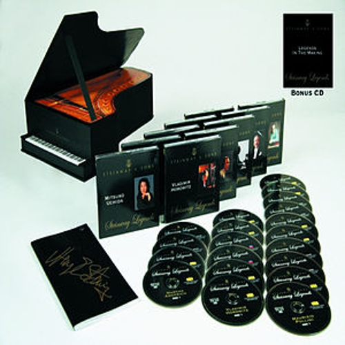 Steinway Legends: Grand Edition by Various Artists