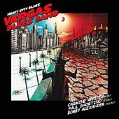 Heavy City Blues by Vargas Blues Band