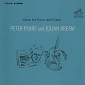 Peter Pears & Julian Bream - Music for Voice and Guitar by Various Artists