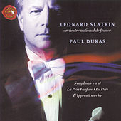 The Music of Paul Dukas by Paul Dukas