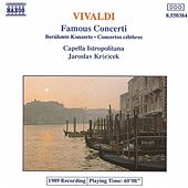 Play & Download VIVALDI: Famous Concertos by Various Artists | Napster