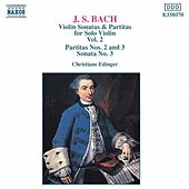 BACH, J.S. : Violin Sonatas and Partitas 2 by Christiane Edinger