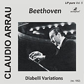Beethoven, L.: Diabelli Variations by Claudio Arrau