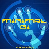 Minimal 01: 4 DJ's Only by Various Artists