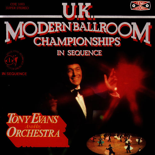 Modern Ballroom Championships by Tony Evans
