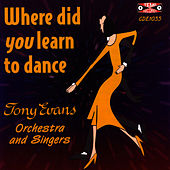 Play & Download Where Did You Learn To Dance by Tony Evans | Napster