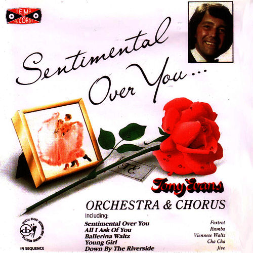 Play & Download Sentimental Over You by Tony Evans | Napster