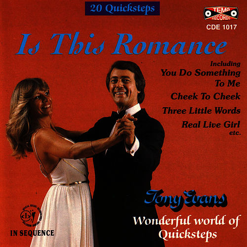 Play & Download Is This Romance by Tony Evans | Napster