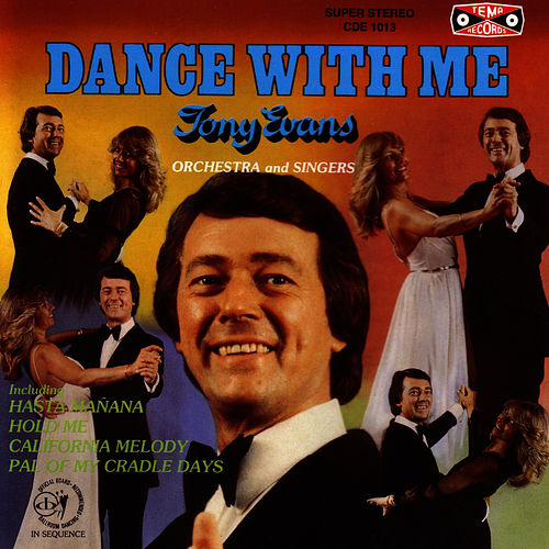 Dance With Me by Tony Evans