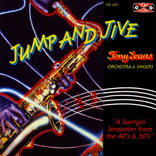 Play & Download Jump & Jive by Tony Evans | Napster