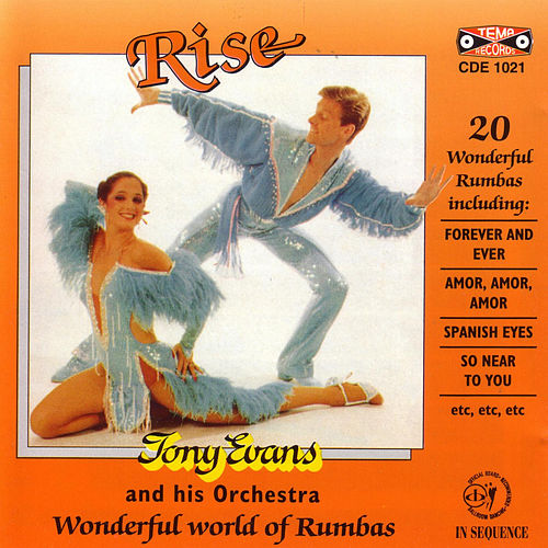 Play & Download Rise 20 Wonderful Rumbas by Tony Evans | Napster