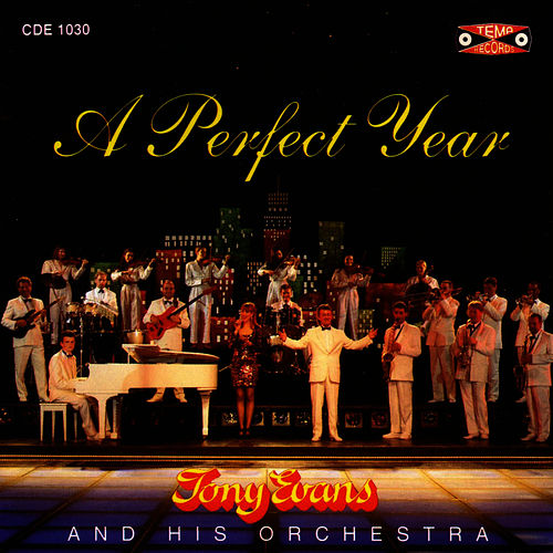 Play & Download A Perfect Year by Tony Evans | Napster