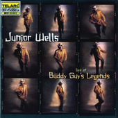 Play & Download Live at Buddy Guy's Legends by Junior Wells | Napster