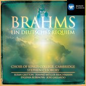 Brahms: Ein deutsches Requiem (A German Requiem) Op. 45 by Hanno Müller-Brachmann