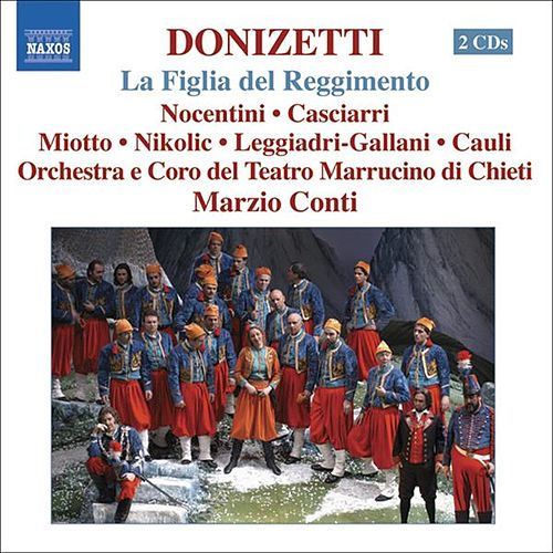 DONIZETTI: La figlia del reggimento by Various Artists