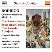 Play & Download RODRIGO: Concierto serenata / Concierto de Aranjuez (Complete Orchestral Works, Vol. 9) by Gwyneth Wentink | Napster