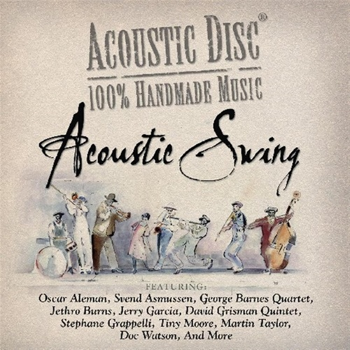 Play & Download Acoustic Swing (digital) by Various Artists | Napster