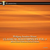 Mozart: Classical Masterpieces vol.4 - Mozart by Various Artists