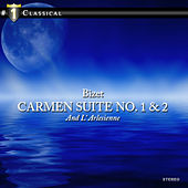 Bizet: Carmen-Suite No. 1&2 / L'Arlesienne Suite No.1&2 by Various Artists